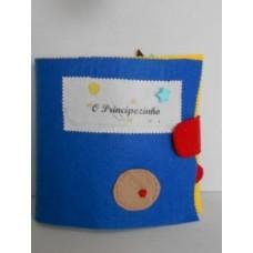 """Livro Interativo  """"Principezinho"""" (30x30cm)    300g"""